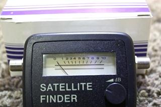 USED MOTORHOME SATELLITE FINDER SF 95 FOR SALE