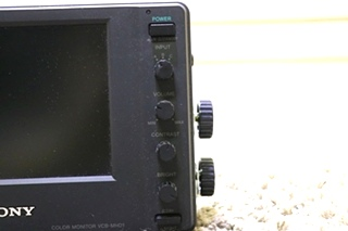 USED MOTORHOME SONY VCB-MHD1 COLOR MONITOR FOR SALE