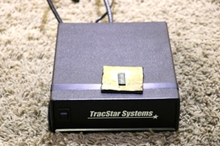 USED MOTORHOME TRACSTAR SYSTEM CONTROL BOX FOR SALE