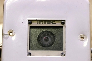USED MOTORHOME INTEC CVC210 OUTDOOR CAMERA FOR SALE