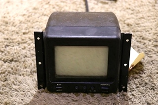 USED MOTORHOME HITRON MBW-5 MONITOR RV PARTS FOR SALE