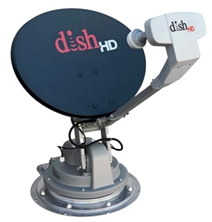 WINEGARD TRAV'LER DISH SATELLITE TV ANTENNA SK-1000