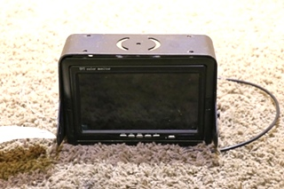 USED MOTORHOME TFT COLOR MONITOR RV ELECTRONICS FOR SALE