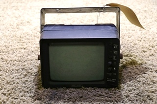 USED WELDEX WDRV-3007M 7 INCH B/W RV MONITOR WITH AUDIO MOTORHOME PARTS FOR SALE