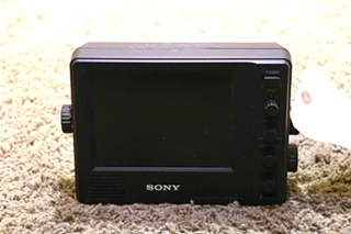 USED SONY VCB-MHD1 COLOR MONITOR RV PARTS FOR SALE