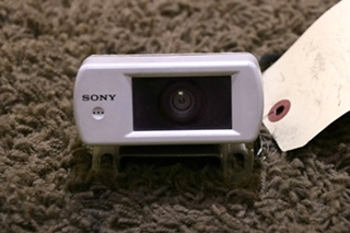 USED VCB-MH3 SONY COLOR VIDEO CAMERA RV PARTS FOR SALE