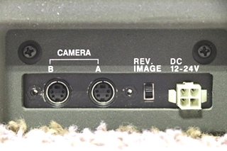 USED ADTH RV REAR VIEW MONITOR FOR SALE