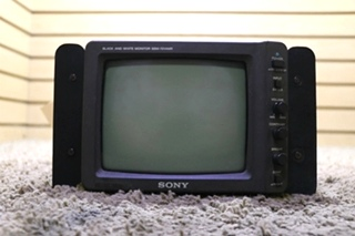 SSM-721AMR SONY BLACK AND WHITE USED RV REAR VIEW MONITOR FOR SALE