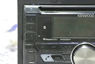 USED KENWOOD DPX502BT STEREO CD PLAYER FOR SALE