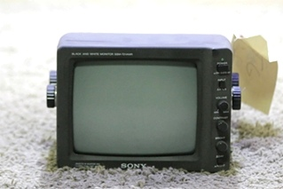USED SONY B&W MONITOR SSM-721AMR MOTORHOME PARTS FOR SALE