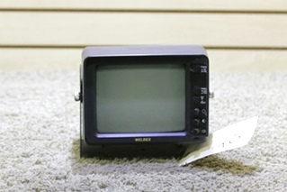 USED WELDEX B&W MONITOR WDRV-3007M MOTORHOME PART FOR SALE