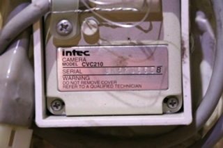 USED INTEC CVC210 CAMERA MOTORHOME PARTS FOR SALE